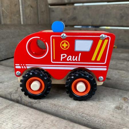Spielzeug personalisiert